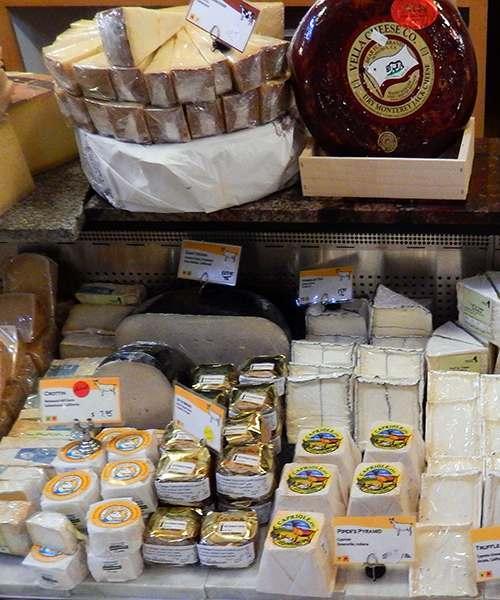 Cheesemonger Selection