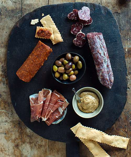 Cured Meats and Provisions